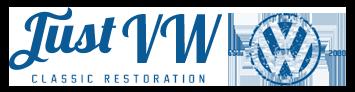 Just VW Classic VW Restoration Logo