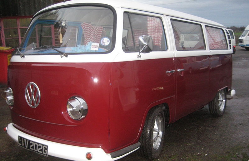 Just VW Bay Windows