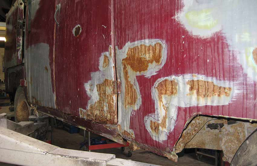 Just VW Barn Door