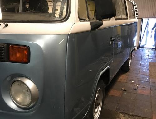 VW T2 2003 Restoration