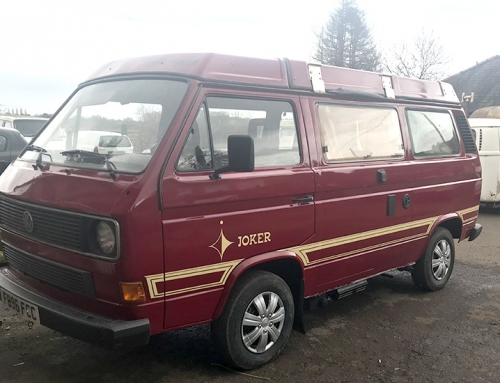 VW T25 Westfalia